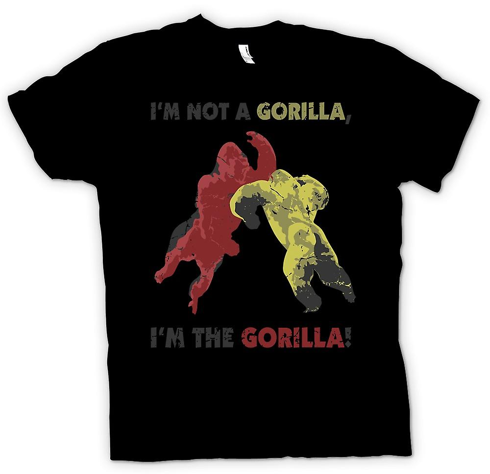 Kids T-shirt - I'm Not a Gorilla - Im The Gorilla - Cool