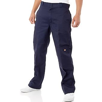 Dickies Dark Navy Double Knee Workpants