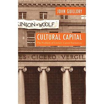 Capital Cultural - problema de formación de Canon literario (nueva edición) b