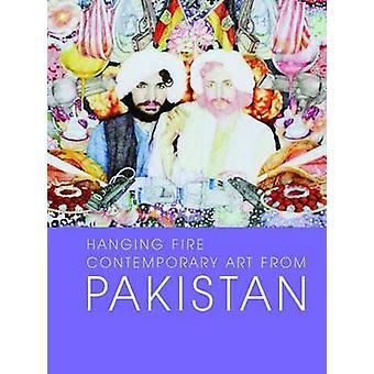 معلقة كارلا النار-الفن المعاصر من باكستان بافتخار دادي-