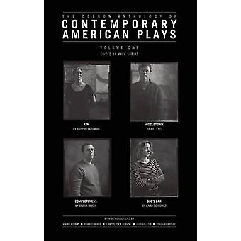 The Oberon Anthology of Contemporary American Plays - Volume one by Ba