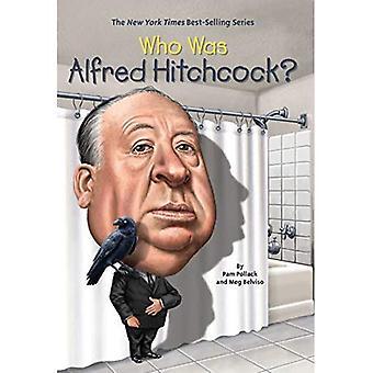 Qui était Alfred Hitchcock?