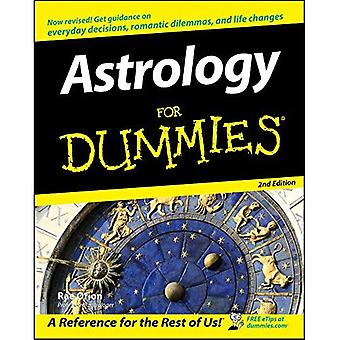 Astrology for Dummies (For Dummies (Lifestyles Paperback))