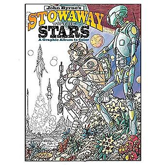 John Byrne's verstekeling naar de sterren: een grafisch Album op kleur
