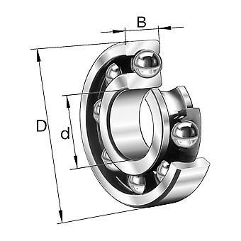 NSK 6202 Open Type Deep Groove Ball Bearing 15X35X11Mm