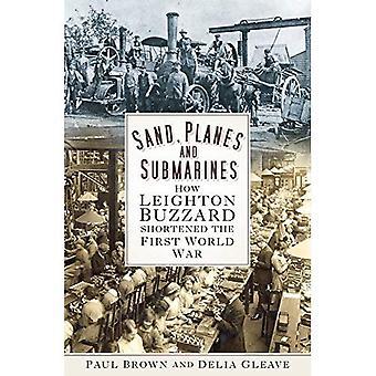 Sand, fly og ubåter: hvordan Dudley forkortet første verdenskrig