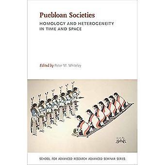 Pueblo Gesellschaften: Homologie und Heterogenität in Zeit und Raum (Schule für fortgeschrittene Forschung Advanced Seminar-Reihe)