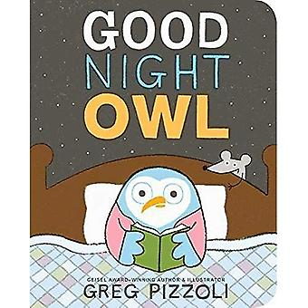 Good Night Owl [Board book]