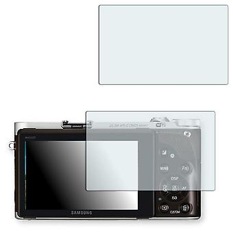Samsung NX300M screen protector - Golebo crystal clear protection film