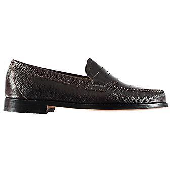 Bass Weejuns Mens Logan Grain Shoes