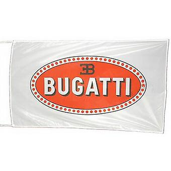 Large Bugatti flag 1500mm x 900mm