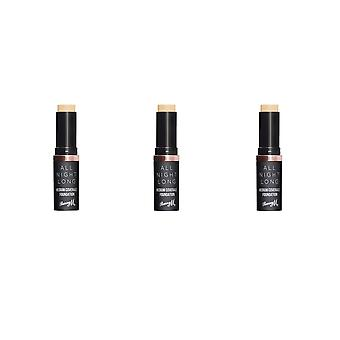 Barry M X3 Barry M - All Night Long Foundation Stick - Oatmeal