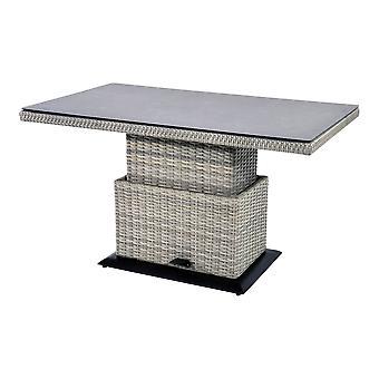 Outdoor Living Loungetafel verstelbaar Soho Brick 130x75cm