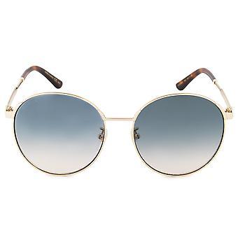Gucci GG0206SK 005 58 Round Sunglasses