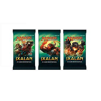Magic The Gathering Booster Ixalan 3-Pack. Game Card