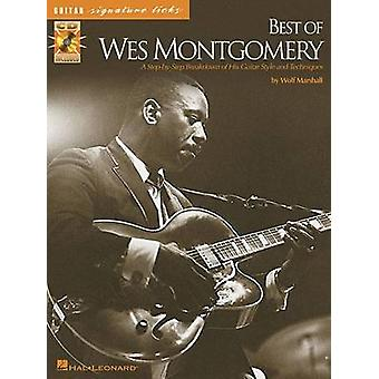 Best of Wes Montgomery - Guitar by Wolf Marshall - 9780634009020 Book