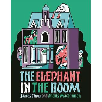 Elephant in the Room by James Thorp - 9781783707737 Book