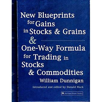 New Blueprints for Gains in Stocks and Grains and One-way Formula for