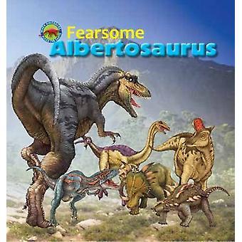 Fearsome Albertosaurus by Tortoise Dreaming - Scott Forbes - Tortoise