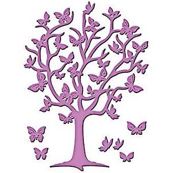 Spellbinders Die D-Lites Flutter Tree (S2-083)