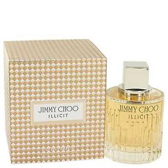 Jimmy Choo Illicit By Jimmy Choo Eau De Parfum Spray 3.3 Oz (women) V728-533217