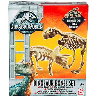Jurassic Welt Dino Knochen Twin Pack Set
