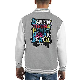 London Banter Break Beatz Kid's Varsity Jacket