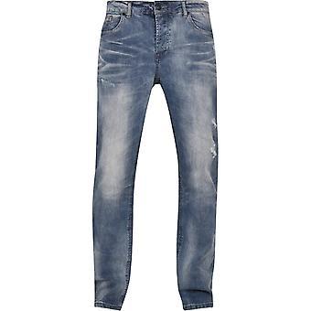 Brandit WILL No.1 Slim-Fit Stretch Denim Jeans used look