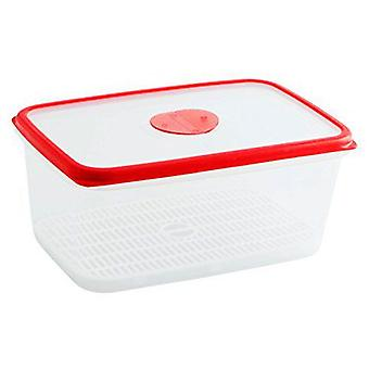 جنيه ثلاجة-مربع 3 لتر هيرميتيكو (المطبخ، وتنظيم المطبخ، توبيرس)