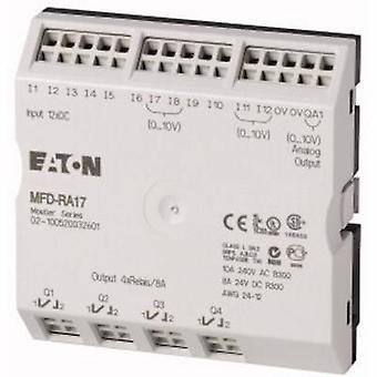 PLC add-on module Eaton MFD-RA17 265364 24 Vdc
