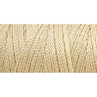 Nylon Thread Size 2 275 Yards Ecru 2 419