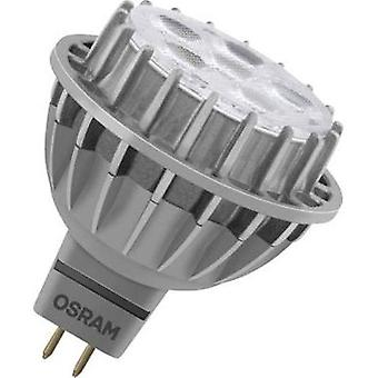 LED (monocromo) OSRAM 12 V GU5.3 7.5 W = 50 EEC W blanco fresco: a + Reflector (Ø x L) 50 mm x 51 mm 1 PC