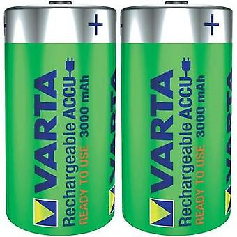 C battery (rechargeable) NiMH Varta Ready2Use HR14 3000