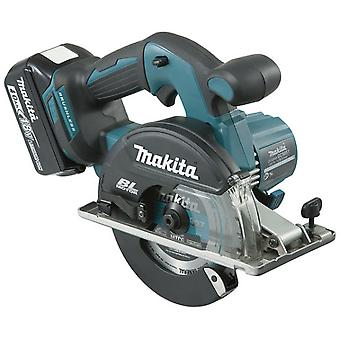 Makita Metal cutter 18V. 4.0Ah. Ø 150mm. 57,5mm. BL