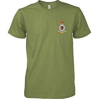 Stazione di Neatishead RAF - Royal Airforce t-shirt colore