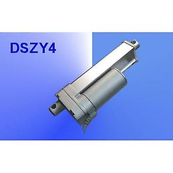 Linear actuator 24 Vdc Stroke length 200 mm 500 N Drive-System Europe DSZY4-24-10-200-IP65