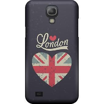 Shoot de la couverture de coeur de Londres pour le mini Galaxy S4