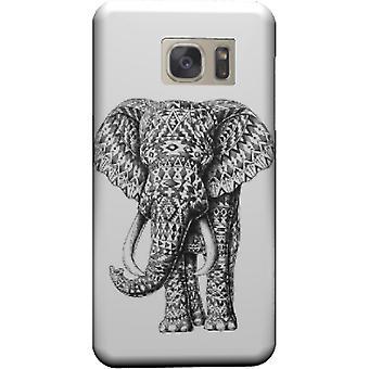 Couvrir l'éléphant orné de shoot navajo pour Galaxy S6