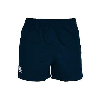 Professionelle Polyester Short 2016 - Navy
