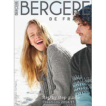Bergere De France Pattern Book 14/15-Full Collection BF42284