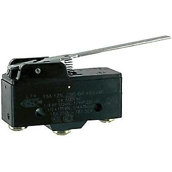 Microswitch 250 Vac 15 A 1 x On/(On) Honeywell BZ-2RW80-A2 momentary 1 pc(s)