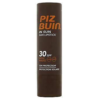 Piz Buin sol lápiz labial hidratante SPF30 4