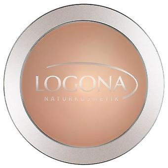 Logona Compact Makeup Powder (Damen , Make-Up , Gesicht , Make-Up Puder)