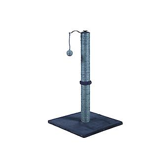 Acticat Premo Xl Deluxe Scratch Post Blue 70cm
