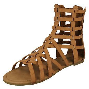 Damer Savannah Aztec klippe ud detalje sandaler
