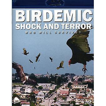 Birdemic-Shock & Terror [Blu-ray] USA importerer