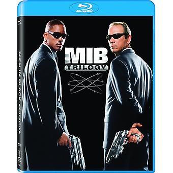 Men in Black / Men in Black 3 / Men in Black 2 [Blu-ray] USA import