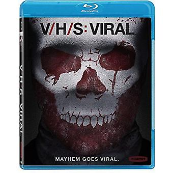V/H/s: virale [BLU-RAY] USA import