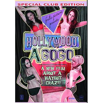 Hollywood en Gogo [DVD] USA importerer