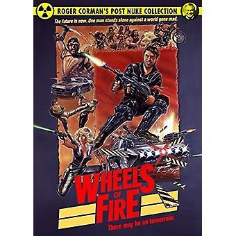 Hjul af ild (1985) [DVD] USA import